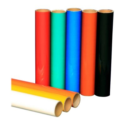 "48.8"" (1.24m) Printable Acrylic Engineering Grade Flexible Reflective Film,  7 Years High Quality"