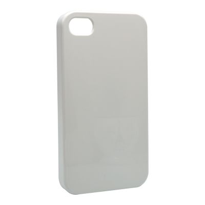 3D Sublimation White IPhone 5 Blank Cell Phone Case Cover for Heat Transfer Printing