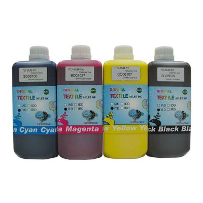 4 Liter Dye Sublimation Ink(TW)