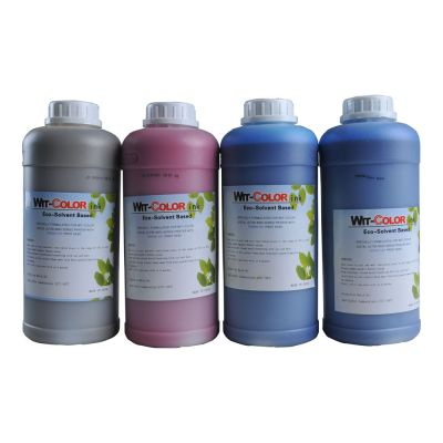 4L Original Wit-Color Eco Solvent Ink