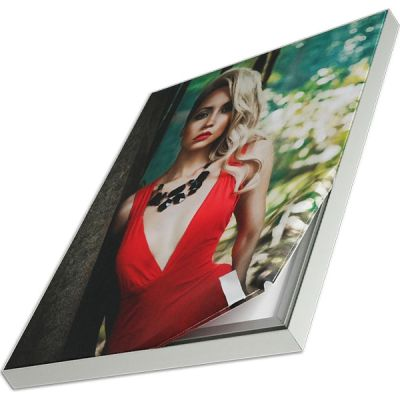 Frameless Fabric LED Light Box (External light Graphic only)