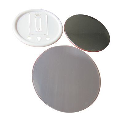 1000pcs Blank 75mm Photo Stand Button Supplies