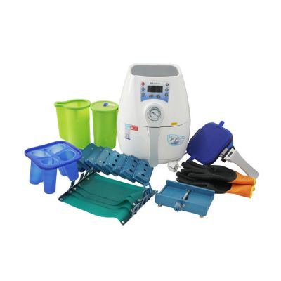 Mini 3D Sublimation Vacuum Heat Press Machine for Phone Cases, Mugs and Plates Heat Transfer
