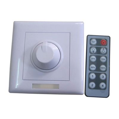12Key Remote Control Low Voltage LED Dimmer Switch 5V/12V/24V