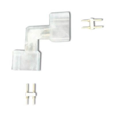 """""""L"""" Type Connector for Neon Light Belt"""
