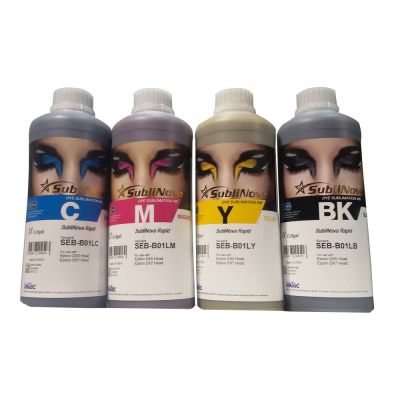 Inktec Original 1 Liter SubliNova Rapid Inkjet Dye Sublimation Ink for Sublimation Printing (SEB)