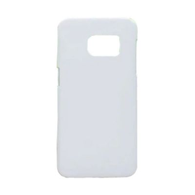 3D Sublimation White Samsung S7 Blank Cell Phone Case Cover for Heat Transfer Printing