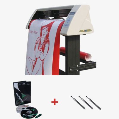 """24"""" Redsail Vinyl Sign Cutter with Contour Cut Function"""