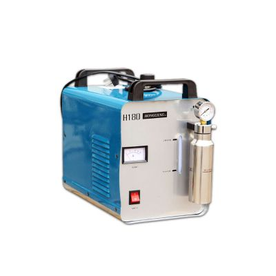 Ving 300W 95L Portable Acrylic Polishing Machine, Oxygen Hydrogen Flame Generator 1 Gas Torch free, 110V