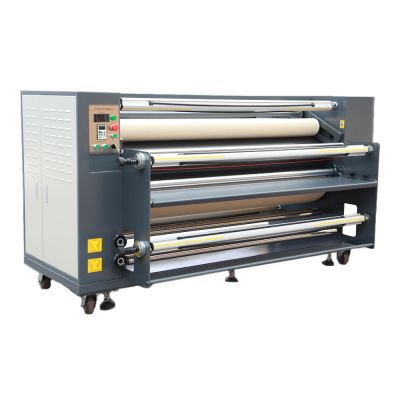 Roll-to-Roll Large Format Heat Transfer Machine 1700Base (Oil-warming Machine)