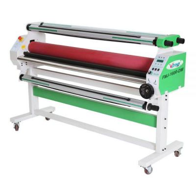 "Ving 60"" Economical Full - auto Low Temp Wide Format Cold Laminator"