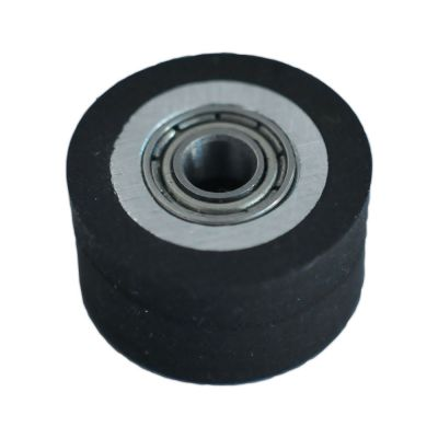 Silica Gel Pinch Roller Wheel for PCUT Vinyl Plotter Cutter, Original