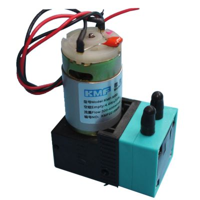High Quality Micro Diaphragm Ink Pump for Infiniti / Crystaljet / Gongzheng / Flora Inkjet Printers (DC24V, 4.4W, 300ml / min)