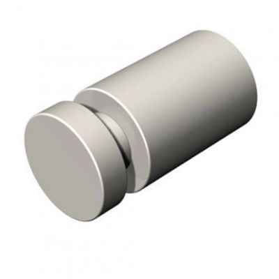 ¢15x25mm Aluminium Signage Supports Sign Fixing Flat Top Signage Mounting Standoffs
