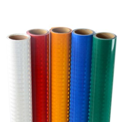"48"" (122cm) Width PC High Intensity Prismatic Reflective Sheeting"