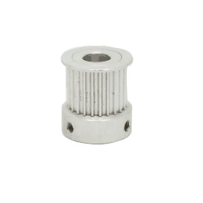15mm Belt Width Timing Synchronous Pulley for CO2 Laser Cutter, Dia. 12mm, 24 Teeth