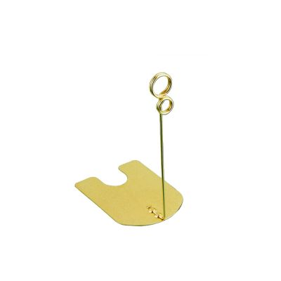 Eight Shape New Style Metal Wire Clips for Display (Color and Size are Optional)