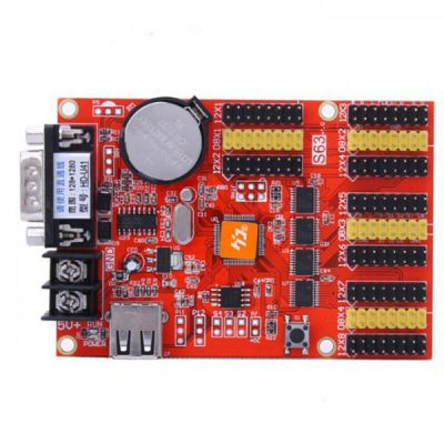 HD-S63 LED Display Control Card with USB Port and Serial Port