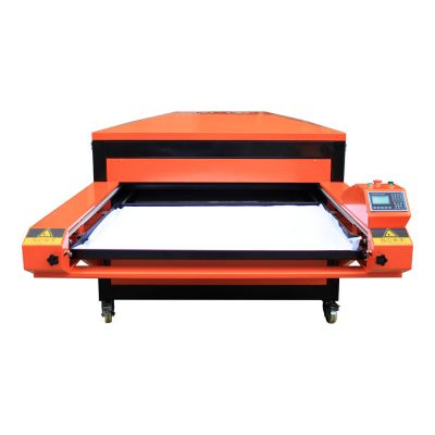 "24"" x 31"" (60 x 80cm) Double Stations Pneumatic Sublimation Heat Press Machine"