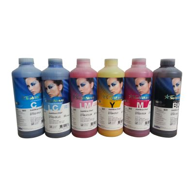 6L Original Inktec SubliNova Smart Inkjet Dye Sublimation Ink for All Colors (DTI)