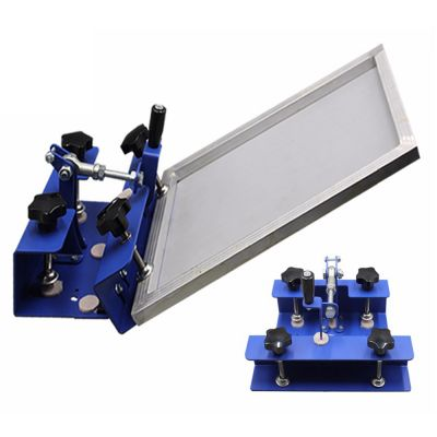 Desktop Fixed One-Piece Simple Screen Printing Chuck