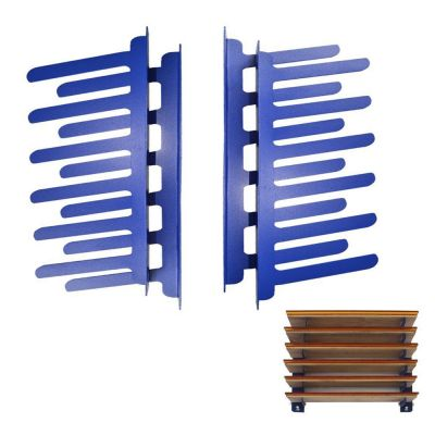 Screen Printing Squeegee Rack Holder Organizer Screen Printing Equipment