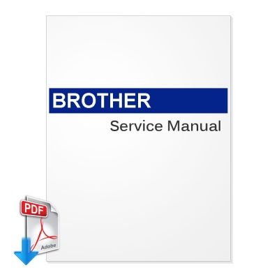 BROTHER DCP-L8400CDN / MFC-L8600CDW Series MFP Service Manual(Direct Download)