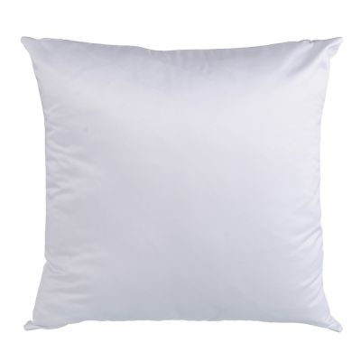 Plain White Peach Skin Sublimation Blank Pillow Case Fashion Cushion Cover