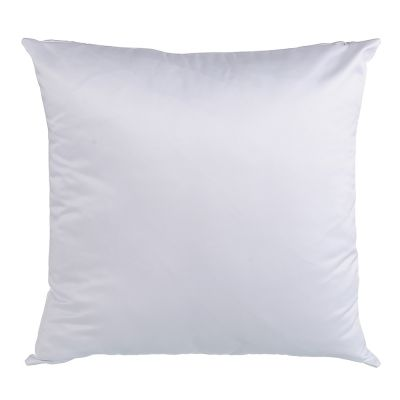 "50pcs Blank Plain White Pillow Case Fashion Cushion Cover for Sublimation 15.75""x15.75"""