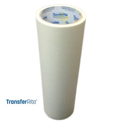 TransferRite Medium Tack Pallet Tape for Platen Masking - 48 inch x 100yd Roll