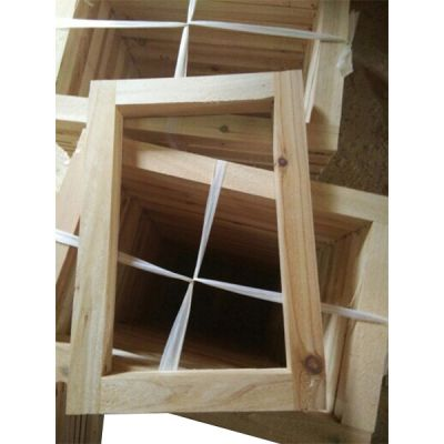 20 x 24inch Wood Screen Printing Frames with No Mesh