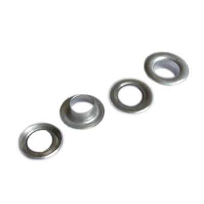 12mm Inner Diameter Aluminum Grommet Eyelets for Pneumatic Grommet Machine