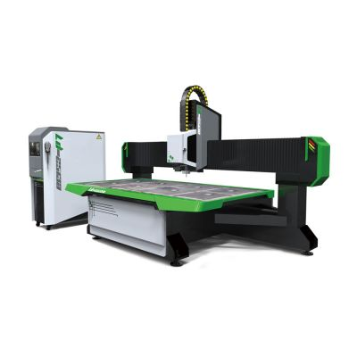 """98"""" x 51"""" (2500mm x 1300mm) CNC Router Machine, with Italy 9KW Spindle(ATC) and Vacuum System"""