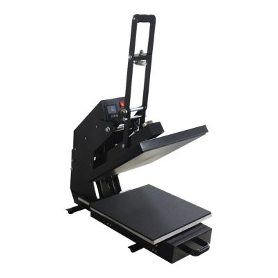 """Ving 16"""" x 20"""" Auto Open T-shirt Heat Press Machine with Slide Out Style"""