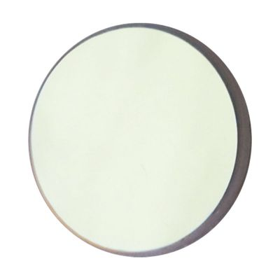 Mo 10.6μm Reflection Mirrors for CO2 Laser Engraving and Cutting, Dia. 20mm THK 3mm