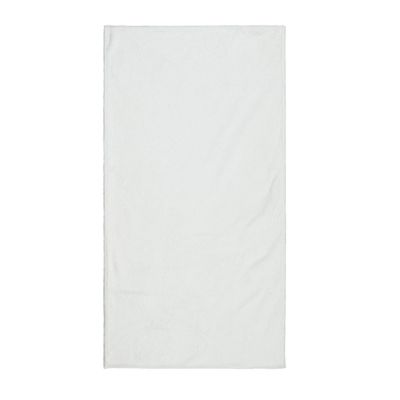 Blank White Sublimation Bath Towel Small