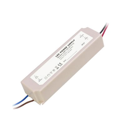 120W AC100V-240V to DC 12V Waterproof Rubber Shell  LED Power Supply Transformer Driver