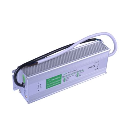 100W AC100V-240V to DC 12V 8.5A Waterproof Metal Shell LED Power Supply Transformer Driver(for LED Module/LED Strip/LED Bar)