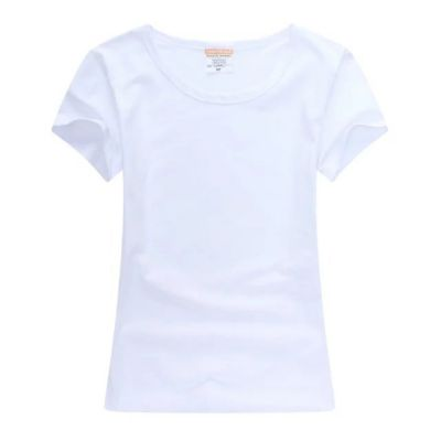 Screen Printing Blank Combed Cotton T-Shirt Raglan with Whole Colorful for Women,10pcs/pack
