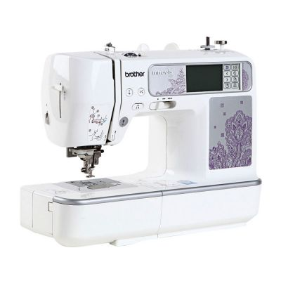 220V New Brother NV950 Sewing and Embroidery Machine