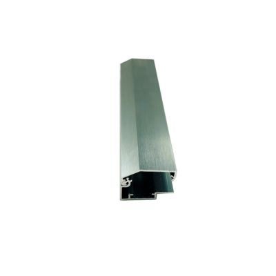 60Sets/Pack 4 cm Wide, 26mm Thick,1.8m Length Single Side Ultra-Thin Lamp Box Profiles , Advertising Light Box Profiles