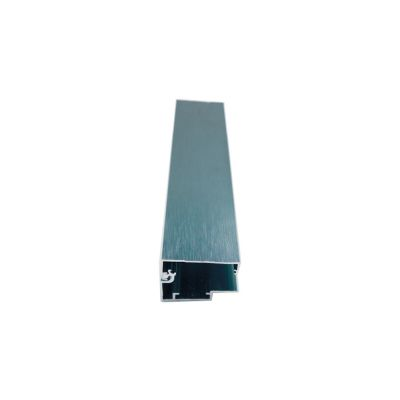 60Sets/Pack 4 cm Wide, 27mm Thick,1.8M Length Single Side Ultra-Thin Lamp Box Profiles,Advertising Light Box Profiles