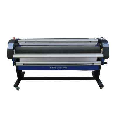 "Ving 67"" Economical Full - auto Wide Format Cold Laminator, with Heat Assisted"