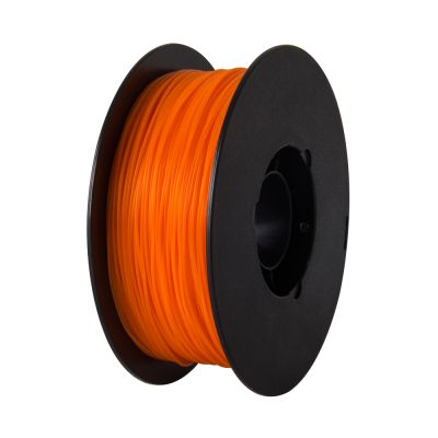 Orange PLA Filament for Desktop 3D Printer