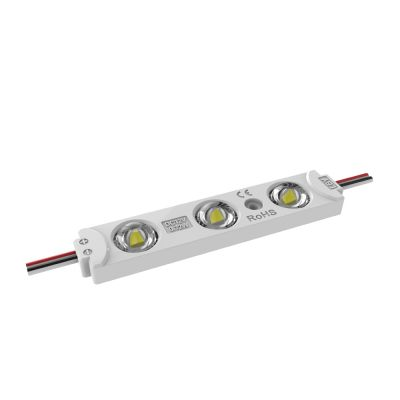 SMD 2835 IP65 Waterproof  LED Module ( 3 LEDs, 0.72W, L74 x W15 x H8.6mm White Light )
