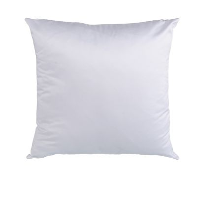"Belgium Stock, 50pcs Blank Plain White Pillow Case Fashion Cushion Cover for Sublimation 15.75""x15.75"""