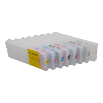 Australia Stock-Epson Stylus Pro 7800 / 9800 Refilling Cartridge(400ml) 8pcs / set, with 4 Funnels