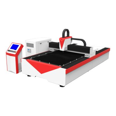 "US Stock, 59"" x 118"" 1530 700W Nlight Fiber Laser Cutter for Metal Sheet Cutting"