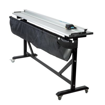 US Stock-60Inch Aluminum Alloy Large Format Paper Trimmer Cutter with Support Stand