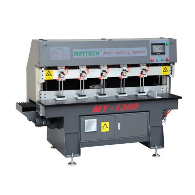 US Stock, Diamond Acrylic Edge Polishing Machine, Touch Screen Control